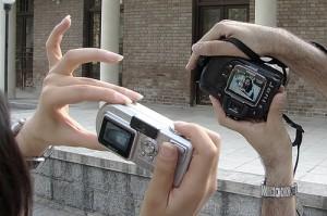 romantic relationship, sexy photo, cameras
