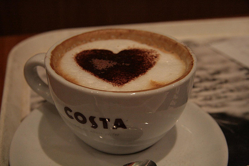 cup of love, romantic relationship, relationships