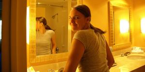 benefits of bathroom breaks