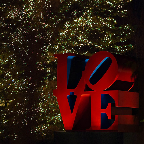 romantic relationship, winter love